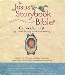 Jesus Storybook Bible - Curriculum Kit