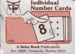 Individual Number Cards (old)