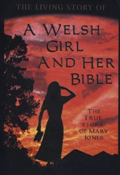 Welsh Girl and Her Bible