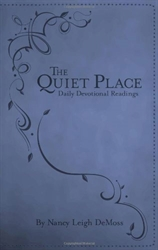 Quiet Place: Daily Devotional readings