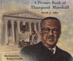 Picture Book of Thurgood Marshall