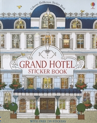 Grand Hotel Stickerbook