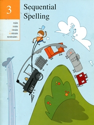 Sequential Spelling 3 for Home Study Learning