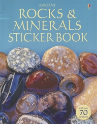 Rocks & Minerals Sticker