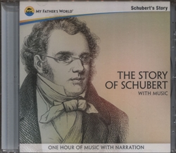 Story of Schubert with Music - CD