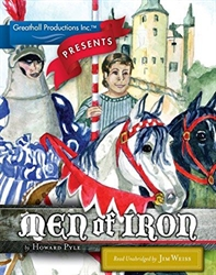 Men of Iron - Audio Book (MP3)
