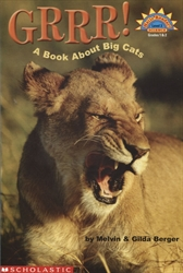 Grrr! a Book about Big Cats