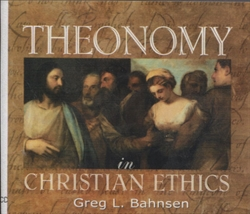 Theonomy In Christian Ethics - CD