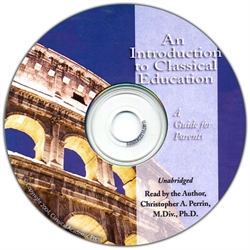 Introduction to Classical Education - Book on CD