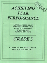 Achieving Peak Performance Grade 3 - Action Plan - Exodus Books