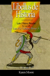 Latin for Children Primer A - History Reader - Exodus Books