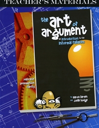 Art of Argument - Teacher's Materials