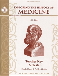 Exploring the History of Medicine - Teacher Key and Tests