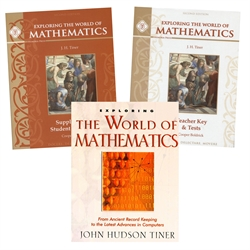 Exploring the World of Mathematics - Set