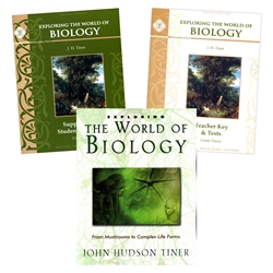 Exploring the World of Biology - Set