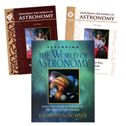 Exploring the World of Astronomy - Set