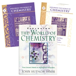 Exploring the World of Chemistry - Set