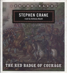 Red Badge of Courage - Audiobook