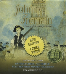 Johnny Tremain - Audiobook