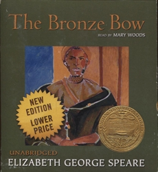 Bronze Bow - Audiobook
