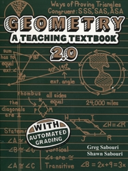 Teaching Textbooks Geometry - CDs Only