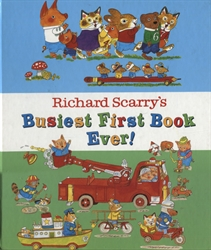 Richard Scarry's Busiest First Book Ever!