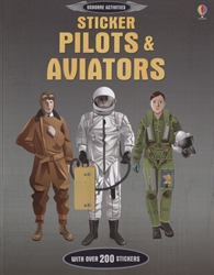 Sticker Dressing: Pilots & Aviators