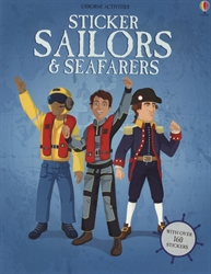Sticker Dressing: Sailors & Seafarers