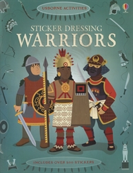 Sticker Dressing: Warriors