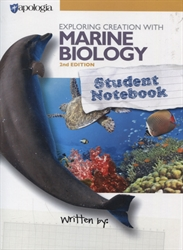 Exploring Creation With Marine Biology - Student Notebook