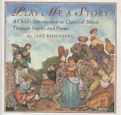 Play Me a Story - Book with CD