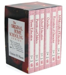 Original Home Schooling Series - boxed set