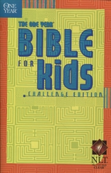 One Year Bible for Kids - Challenge Edition