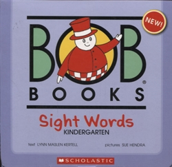 Bob Books Sight Words Kindergarten - Set
