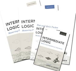 Intermediate Logic DVD Package - Exodus Books