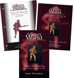 Story of the World Volume 4 - Bundle