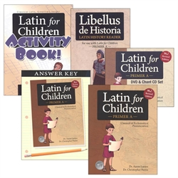 Latin for Children Primer A - Mastery Bundle