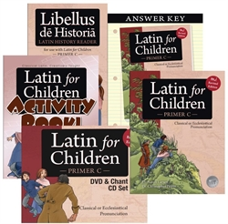 Latin for Children Primer C - Mastery Bundle