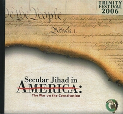 Secular Jihad in America - CD