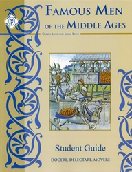 Famous Men of the Middle Ages - Student Guide