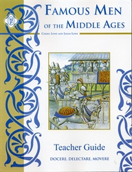 Famous Men of the Middle Ages - Teacher Guide
