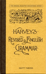 Harvey's Revised English Grammar