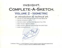 Complete-A-Sketch Volume 2