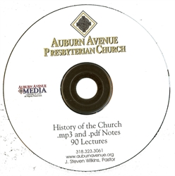 History of the Church - MP3 CD