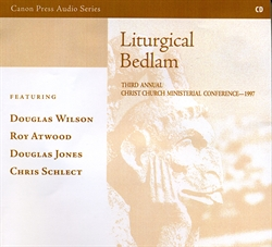 Liturgical Bedlam - CD