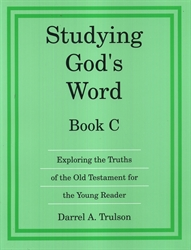 Studying God's Word C