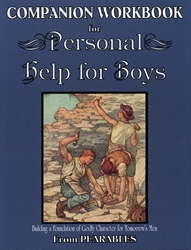 Personal Help for Boys - Companion Workbook