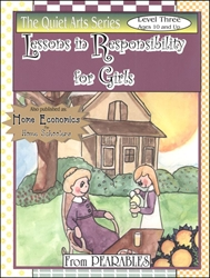 Lessons in Responsibility for Girls Level 3 - Exodus Books