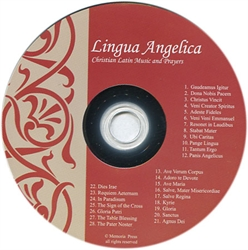 Lingua Angelica I - CD