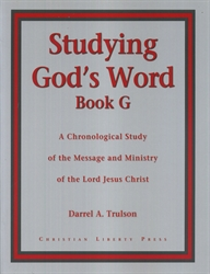 Studying God's Word G